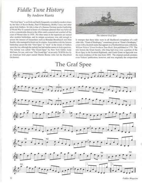 Graf pdf - The Traditional Tune Archive
