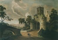 Stirling Castle, c. 1790's