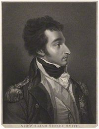 Sir William Sidney Smith (1764-1840), Admiral